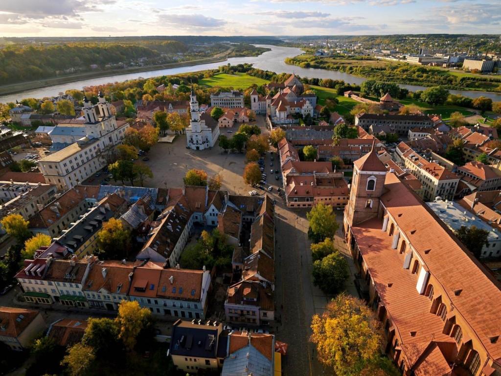 kaunas-old-town-lithuania
