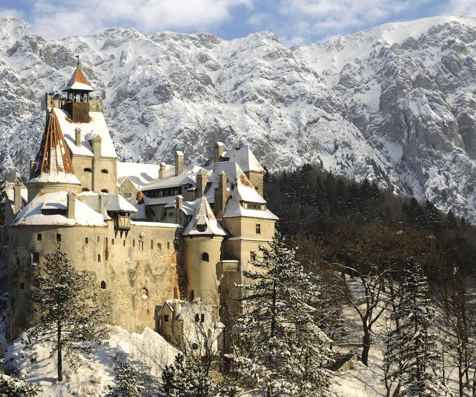 Dracula's Bran Castle