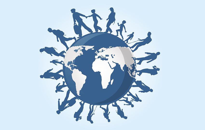 migration, world