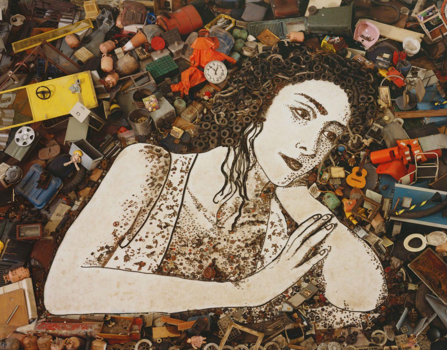 recycle, trash, art